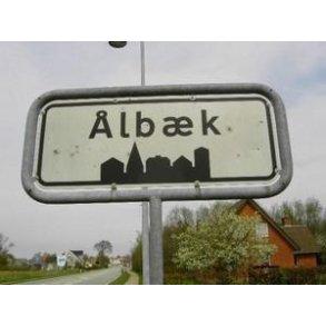 9982 Ålbæk.
