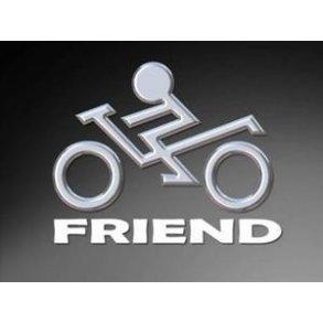 BikerFriend historien. <br>